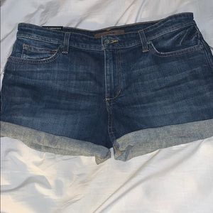 Joe's Jeans Rolled short size 30 NWT